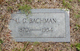 Ulysses Grant Bachman