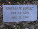 Senolia W. Boxley