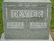 Clara Mosely <I>Dinwiddie</I> Devier