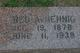 Fred Arthur Mennig