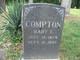 Mary Ellen Compton