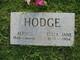 Eliza Jane <I>Bowen</I> Hodge