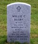 Profile photo:  Willie Clinton Busby
