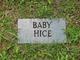 Profile photo:  (Baby) Hice