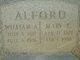 Mary Ella <I>Wright</I> Alford