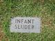 Profile photo:  (Infant #2) Sluder