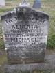 Alberta Michael
