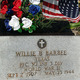 PFC Willie B. Barbee