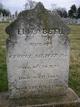 Mary Elizabeth <I>Remsburg</I> Shafer