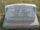 Anna May <I>Yoder</I> Miller
