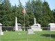 Fort Dever Cemetery