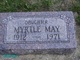 Myrtle May Appleton