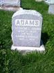 Profile photo:  Sarah Louisa <I>Pierce</I> Adams