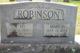 "William Edgar ""Ed"" Robinson Sr."