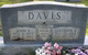 Gertrude <I>Robinson</I> Davis