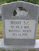 Infant Wilkey
