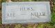 Nellie Gertrude <I>Carter</I> Hews