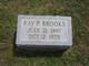 Raymond Perry Brooks