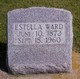 "Estella ""Stella"" Ward"