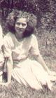 Profile photo:  Juanita Virginia <I>Harrison</I> Nichols