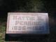 "Harriet E. ""Hattie"" <I>Brooks</I> Perrine"