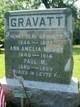 Ann Amelia <I>Mount</I> Gravatt