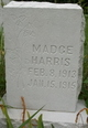 Madge Harris