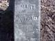 Mary <I>Wilkinson</I> Maberry