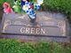 Oscar Augustine Green