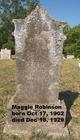 Maggie <I>Elders</I> Robinson