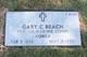 Profile photo:  Gary C Beach