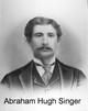 Profile photo: Dr Abraham Hugh Singer