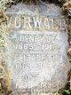 Henry John Vorwald