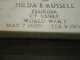 Hilda E Russell