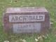 Profile photo:  Clara L. <I>Underhill</I> Archibald