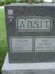 Profile photo:  Ada Adsit