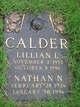 Profile photo:  Nathan Nuel Calder