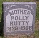 Polly Loticy <I>Olmsted</I> Rutty