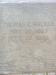 Thomas C. Walker, Jr