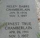 Profile photo:  Ernest True Chamberlain