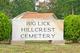 Big Lick Cemetery