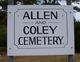 Allen and Coley Cemetery