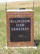 Ellingson Zion Cemetery