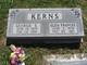 "Profile photo:  Eliza Frances ""Fannie"" <I>Kerns</I> Kerns"
