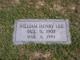 William Henry Lee