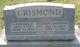 Profile photo:  Mary <I>Hammond</I> Crismond