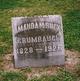 Profile photo:  Amanda M <I>Buck</I> Crumbaugh
