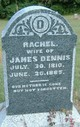 Profile photo:  Rachel <I>Hungate</I> Dennis