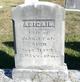 Abigail <I>Davis</I> Cole