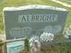 "Profile photo:  Edward Raymond ""Eddy"" Albright, Sr"